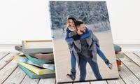 Tableau photo de 30x20cm sur toile avec Picanova à 1 € (97 % de réduction)