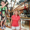 Up to 54% Off Ropes Course at Palisades Climb Adventure