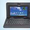 """7"""" Proscan Android Tablet with Case and Keyboard"""
