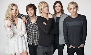 AEG Live: R5 on Friday, March 4, at 7 p.m.
