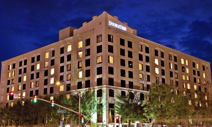 null - Los Angeles: Stay The DoubleTree by Hilton Hotel Santa Ana – Orange County Airport in Santa Ana, CA