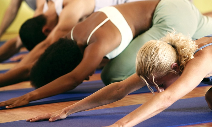Advanced Therapeutics - AAA Advanced Therapeutics: 10 or 20 Yoga and Fitness Classes at Advanced Therapeutics (Up to 78% Off)