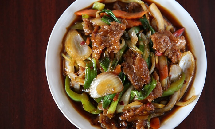 Tasty Chinese - Hammond: Chinese Food at Tasty Chinese (Half Off). Two Options Available.