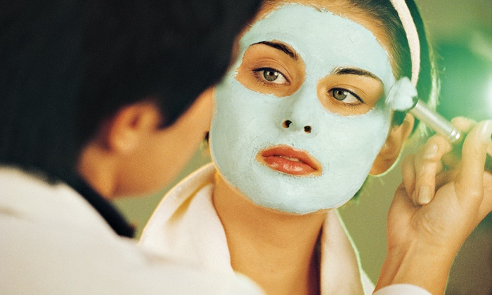 Head to Toe Salon & Spa - Northpoint: One or Two Signature Lavender Mud Facials at Head to Toe Salon & Spa (Up to 62% Off)