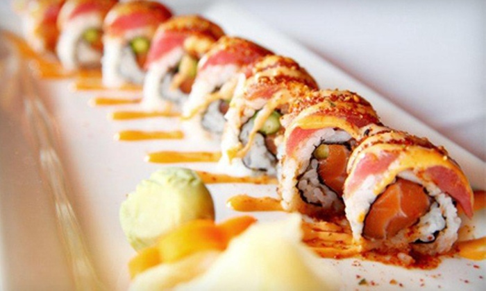 180 Meridian Grill - Norman: $15 for $30 Worth of Sushi, Asian-Fusion Cuisine, and Drinks at 180 Meridian Grill