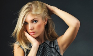 Color Me Badd: $53 for a Haircut with Full Highlights and Deep Conditioning at Color Me Badd ($150 Value)