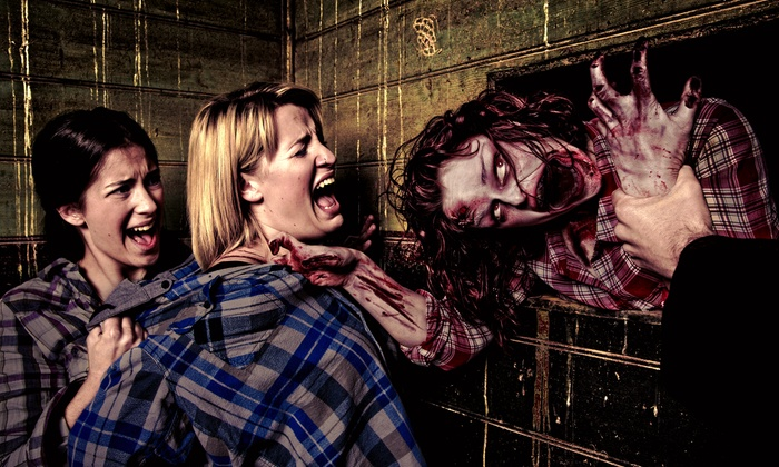 San Francisco's Haunted House of Horrors - SoMa: $19 for a Ticket to San Francisco's Haunted House of Horrors, October 26–30 at the Old Mint (Up to $40 Value)