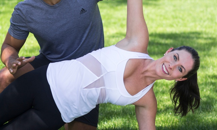 E.n.v.y.s Personal Training - Wilshire Montana: Six Personal Training Sessions with Diet and Weight-Loss Consultation from E.N.V.Y.S Personal Training (79% Off)