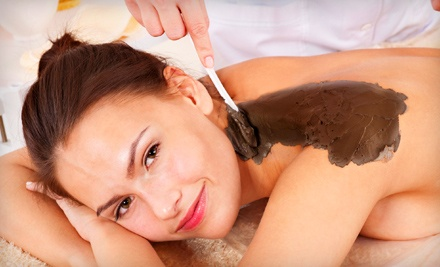 One 30-Minute Five-Therapy Synergy and Mud-Wrap Session (a $55 value) - Shiraz Spa in Tamarac