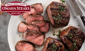 Up to 60% Off Steak and Grill Packages from Omaha Steaks