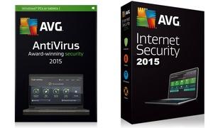 Antivirus AVG ou Internet Security