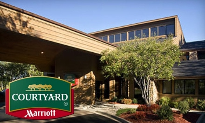 Courtyard Fort Wayne by Marriott - Fort Wayne: $45 for One-Night Stay at the Courtyard Fort Wayne by Marriott (Up to $109 Value)