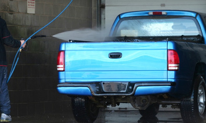 National Detail Center - La Mesa: One Car Wash or Wash and Wax at National Detail Center