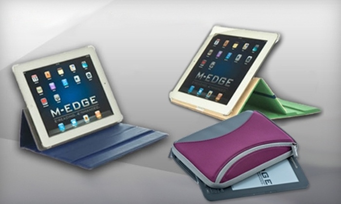 M-Edge Accessories: $25 for $50 Worth of E-Reader and Tablet Accessories from M-Edge Accessories