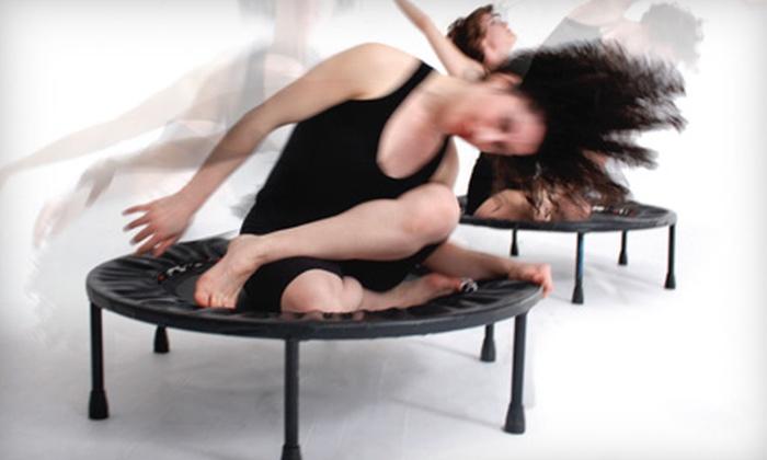 Shen Tao - Kips Bay: $25 for Five Trampoline-Yoga Classes at Shen Tao Studio ($60 Value)