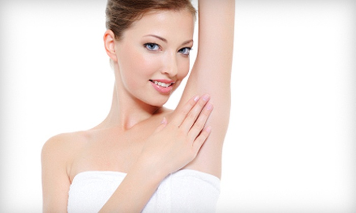 Coral's Lash and Laser - Kelowna: Laser Hair Removal on a Small, Medium, or Large Area at Coral's Lash and Laser (Up to 71% Off)
