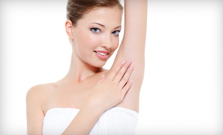 3 Laser Hair-Removal Treatments on a Small Area  - Corals Lash and Laser in Kelowna