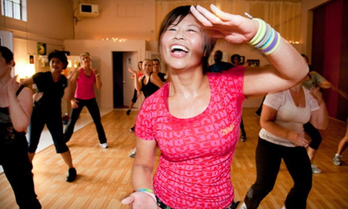 Fresh Fitness and Dance - Wallingford: Five or 10 Fitness Classes or Two Infrared-Sauna Sessions at Fresh Fitness and Dance (Up to 67% Off)