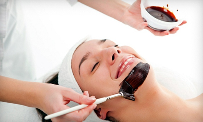 Nevaeh Wellness Spa - Fountain Valley: $49 for a 60-Minute Chocolate Facial with a Chocolate Foot Treatment at Nevaeh Wellness Spa ($105 Value)