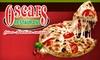 $5 for Italian at Oscar's Restaurant