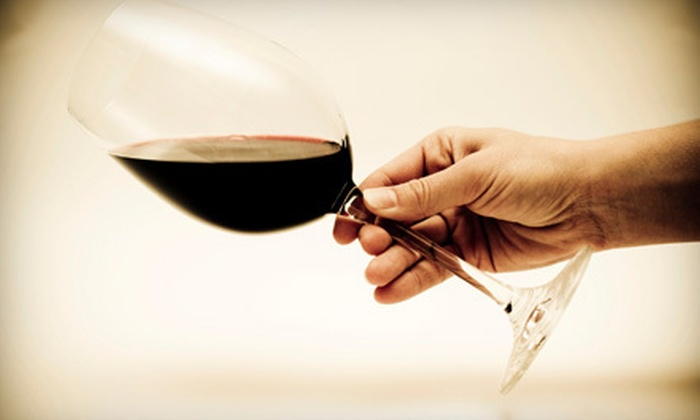 KC Wine Service - Heart of Independence: Wine Tasting Party with 7 or 14 Bottles of Wine from KC Wine Service (Up to 56% Off)
