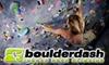 Boulderdash Indoor Rock Climbing - Westlake Village: $10 for Open Climbing at Boulderdash Indoor Rock Climbing ($20 value)