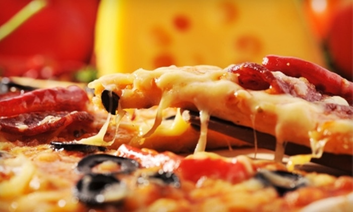 Ray's Pizza - University: $8 for $16 Worth of New York-Style Pizza and Italian Fare at Ray's Pizza in Riverside