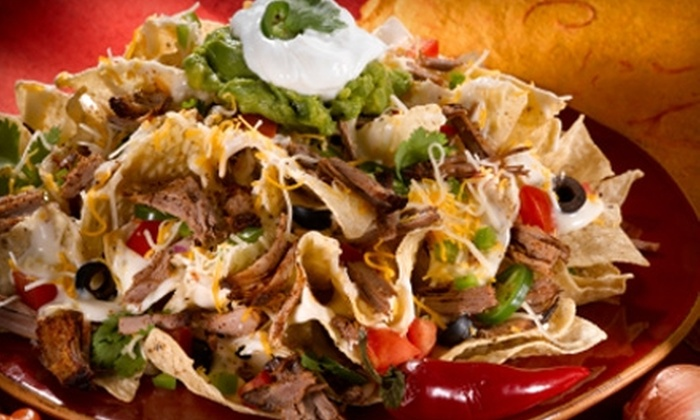 Chips & Salsa - Huntsville: Mexican Fare and Drinks for Dinner or Lunch at Chips & Salsa