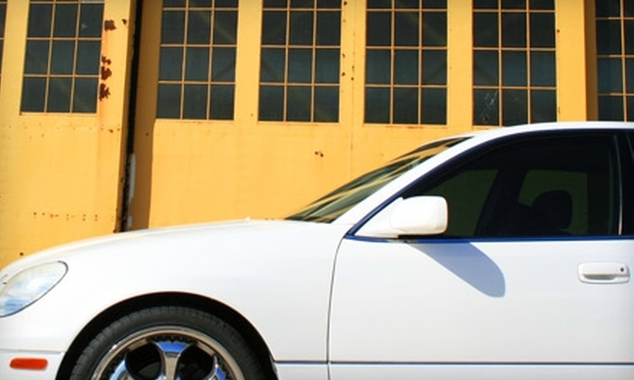 Dynamic Tint - Williamstown: $40 for $85 Toward 3M Automobile Window Tinting at Dynamic Tint in Williamstown