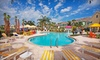 Mike Ditka Resort - Runaway Beach: $85 for a One-Night Stay in a Two-Bedroom Villa Suite at Mike Ditka Resorts Runaway Beach Club in Kissimmee (Up to $175 Value)