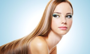 Hair by Stacey Leigh: Haircut with Optional Highlights or Single-Process Color at Hair by Stacey Leigh (Up to 62% Off)