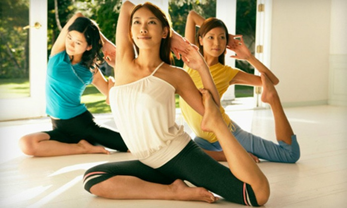 Sacred i Yoga - Park Hill: 5 or 10 Yoga Classes at Sacred i Yoga (Up to 59% Off)