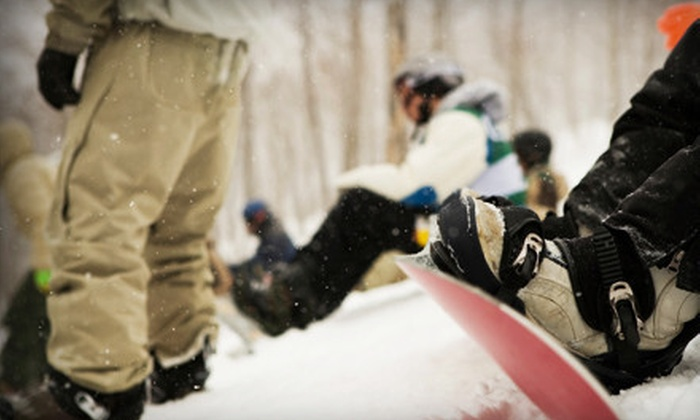 Norski Sports - Keystone: One- or Two-Day Rental Package for Skis, Snowboard, or Demo Skis at Norski Sports in Keystone (Up to 55% Off)