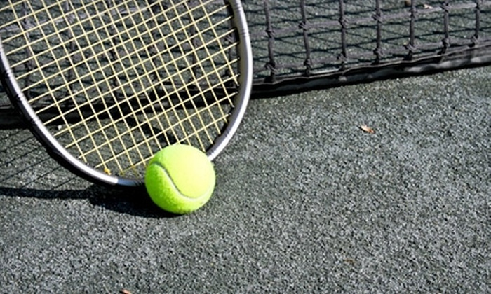 New Rochelle Tennis Club - New Rochelle: $149 for a Private Lesson, One-Week Membership, and $100 Credit at the Pro Shop at New Rochelle Tennis Club ($435 Value)