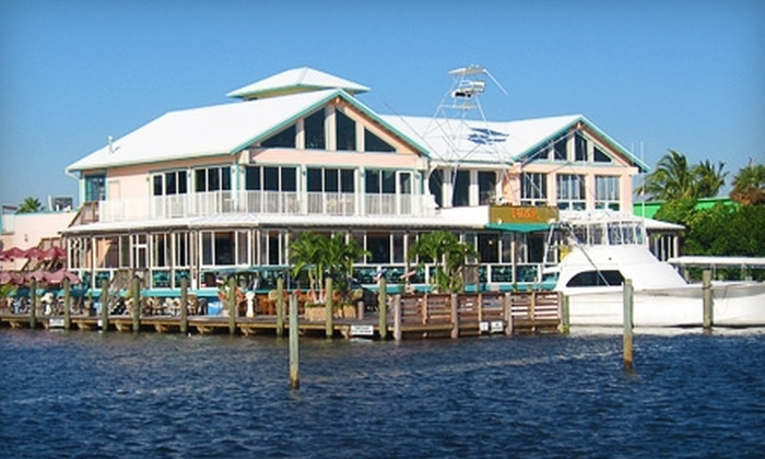 Finz Waterfront Grille - Stuart: $25 for $50 Worth of Seafood and More at Finz Waterfront Grille in Stuart