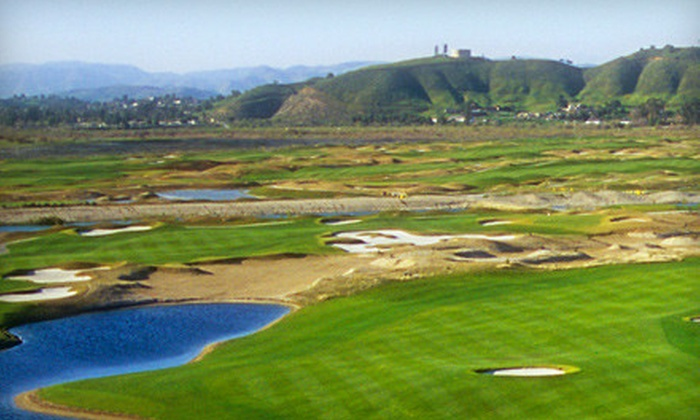 Links at Summerly - East Lake District: Private Golf Lesson and Playing Lesson or Three Golf Lessons at Links at Summerly in Lake Elsinore (Up to 60% Off)