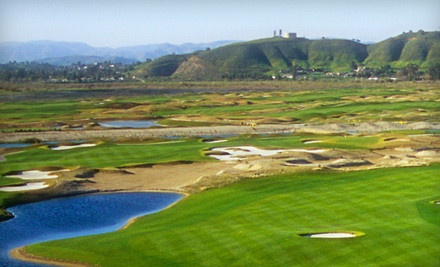 One-Hour Private Golf Lesson and a Five-Hole Private Playing Lesson (a $135 total value) - Links at Summerly in Lake Elsinore