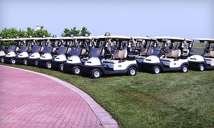 Heritage Shores Club - Bridgeville: Golf Outing for Two or Four with Cart at Heritage Shores Club in Bridgeville