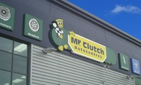 Winter Interim Service with Stamp and Optional MOT Test at Mr Clutch Autocentres, Multiple Locations (Up to 60% Off)