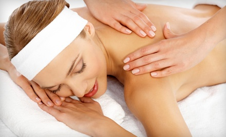 Full-Body Massage, Hand and Foot Scrub, and Hot-Towel Treatment (a $160 value) - Sterling Spa in Dallas