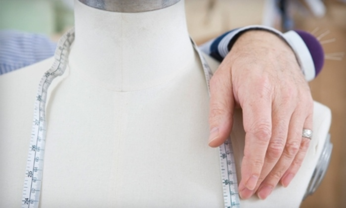 Alteration Solutions - Indianapolis: $10 for $20 Worth of Clothing and Home Alterations at Alteration Solutions
