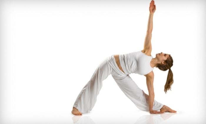 Loveland Yoga Loft - Downtown: $30 for Five Drop-In Classes at Loveland Yoga Loft ($60 Value)