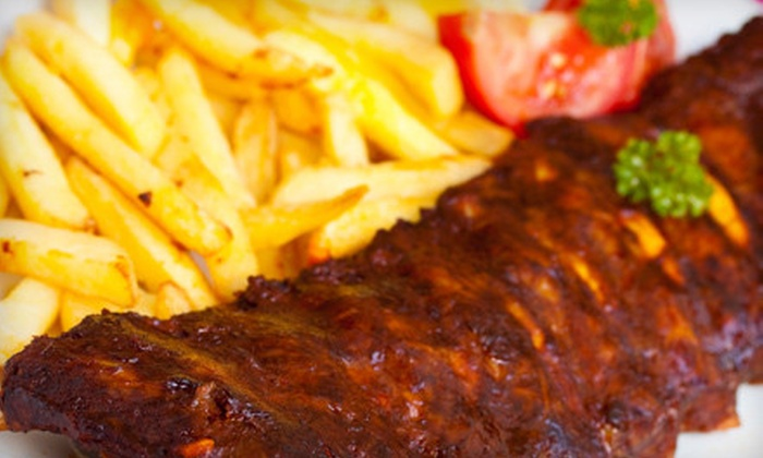 Bizznaga 303 Grill - Southwest: American Fare at Bizznaga 303 Grill (Up to 56% Off). Three Options Available.
