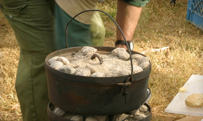 Outdoor Adventures Center - Index: Outdoor Dutch Oven Cooking Class or River-Kayaking Course from Outdoor Adventure Center