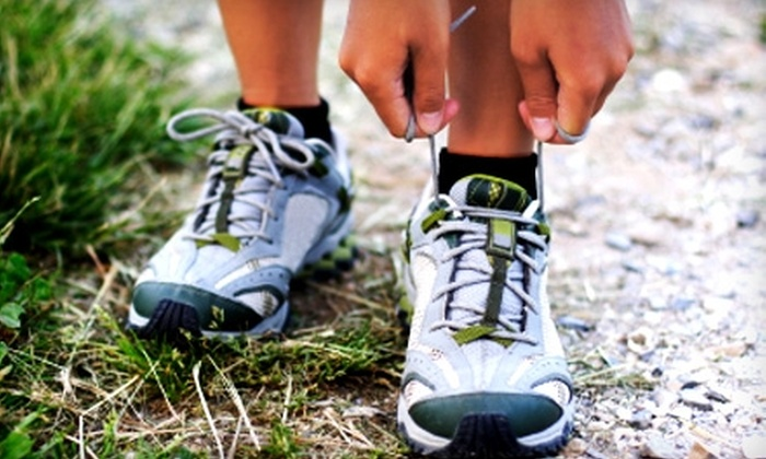 On a Shoestring - South Bradenton: $25 for $55 Worth of Running Shoes, Apparel, and Accessories at On a Shoestring in Bradenton