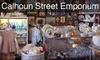 Calhoun Street Emporium (CLOSED) - Fairfield: $15 for $30 of Vintage Retail at Calhoun Street Emporium