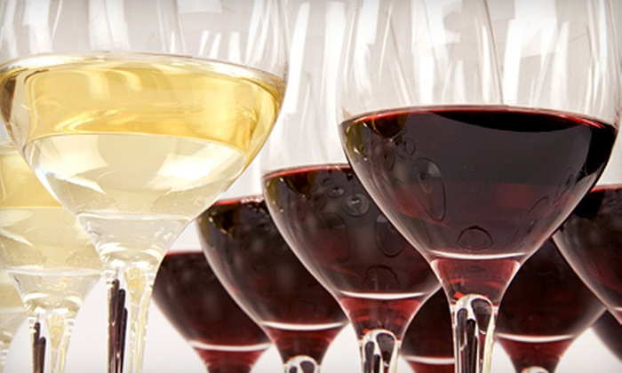 In Home Wine Tasting 4 You - Lowest Greenville: Two-Hour Wine-Education Class for 1, 2, 4, or 10 from In Home Wine Tasting 4 You (Up to 53% Off)