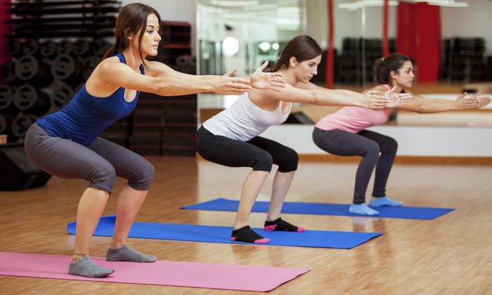 Eco Fitness/Pivotal Fitness - Mount Pleasant: Up to 58% Off Gym Membership & Yoga/Barre at Eco Fitness/Pivotal Fitness
