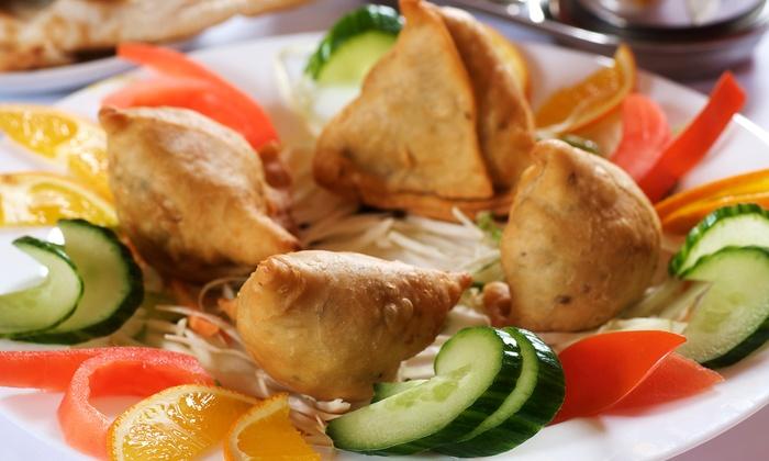 Mirage Indian Cuisine - Arden - Arcade: Indian Dinner for Two or Four at Mirage Indian Cuisine (Half Off)