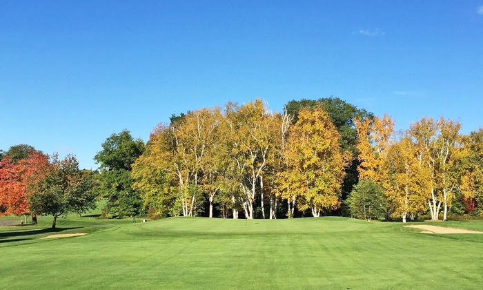 Berkshire Hills Golf Course - Munson: $79 for 18 Holes of Golf for Two with Range Balls at Berkshire Hills Golf Course ($108 Value)
